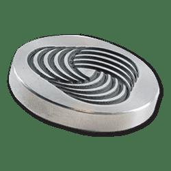 aluminium engraving