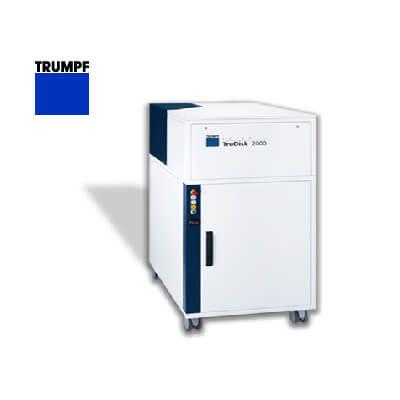 laser type trumpf