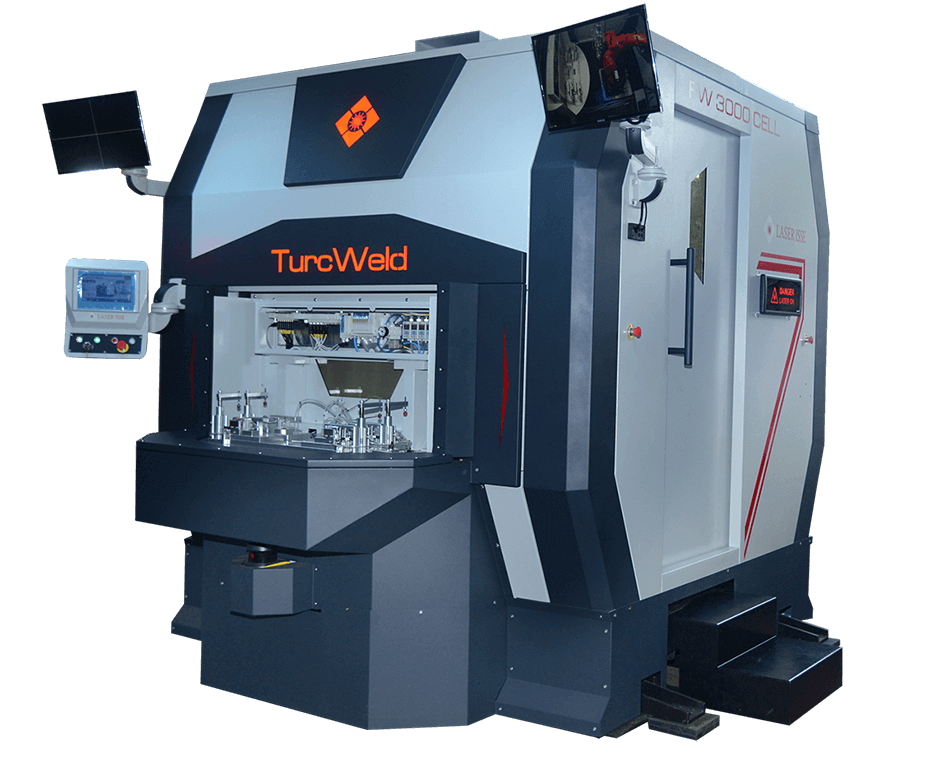 TurcWeld Laser Welding Machine FW3000 Cell
