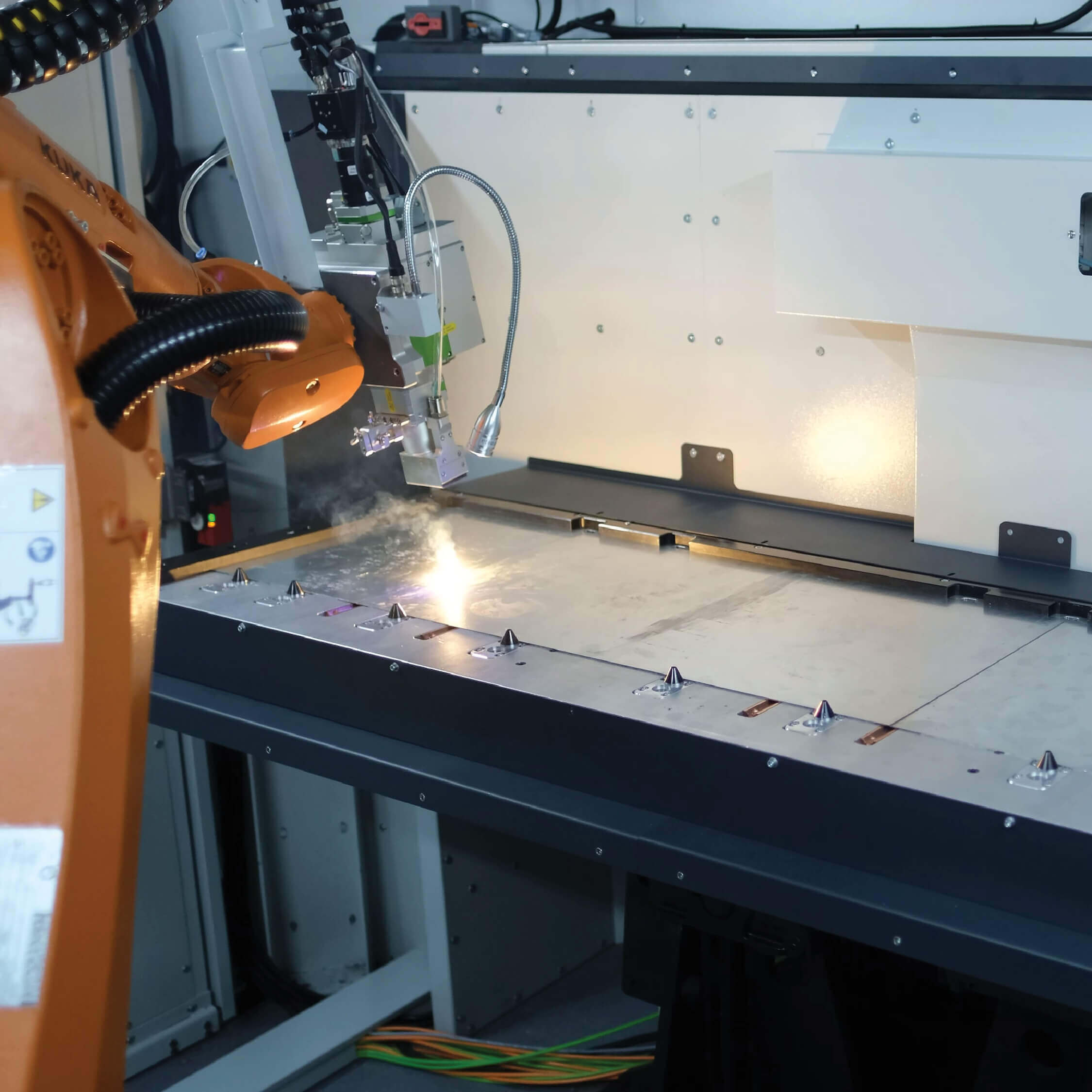 laser video cover tailor